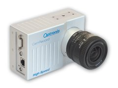 Optronis CR series: Synchronisation Of Networked High Speed And GigE Cameras