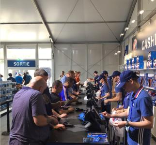Ingenico Group & Bleep kick-off early to keep fans happy at the Euro's 2016