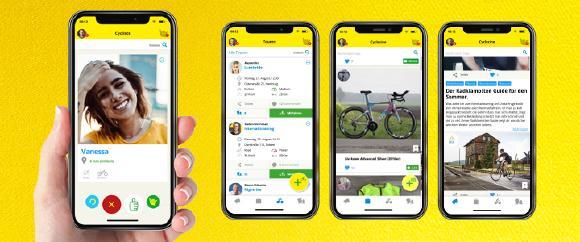 Cyclique - Radtouren und neue Leute