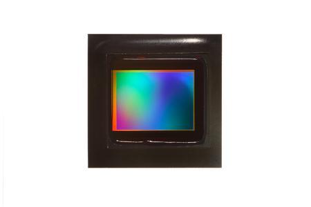 New Aptina 10 MPixel CMOS Image Sensor (MT9J001)