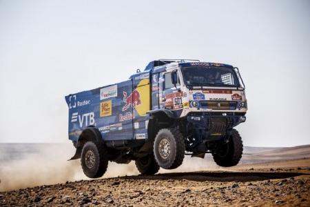 Goodyear Dakar 2021 Abschluss