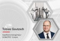 "Tobias Gautzsch  Vorsitzender des DGZfP Unterausschusses ""Luftgekoppelte Ultraschallprüfung"""