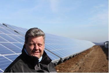 Solar-Unternehmer Bernd Bodmer (relatio-Gruppe)