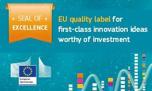 Flash Hub erreichte eine überdurchschnittlich hohe Bewertung im Rahmen des Horizon 2020 Projektes und wurde von der EU Kommission mit dem Seal of Excellence ausgezeichnet.