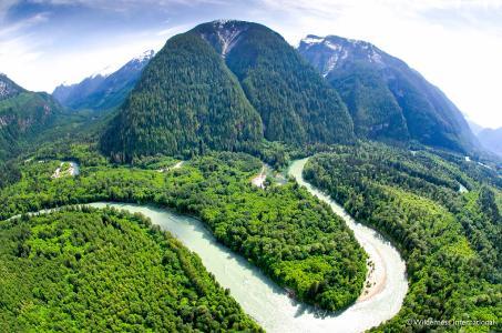 Wildnispatenschaften im Tal der Grizzlies / Copyright Reinhard Mink - Wilderness International