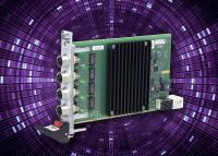 G211X - Viermal Gigabit-Ethernet über M12-X und CompactPCI Serial