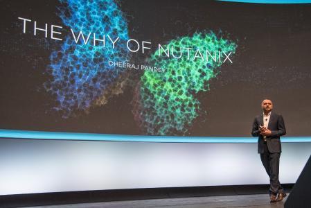 Nutanix NEXT Nizza Keynote Dheeraj Pandey
