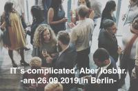 "KAEMI & Nutanix laden ein: ""IT´s complicated. Aber lösbar."" – Top Event in Berlin"