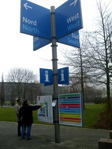 Die CeBIT 2009 bot den Besuchern einmal mehr Orientierung in allen Facetten der Informationstechnologie. (Foto Walter Visuelle PR GmbH)