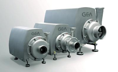 GEA Tuchenhagen®-VARIFLOW centrifugal pumps are committed to  gentle product handling, economic efficiency and service-orientation