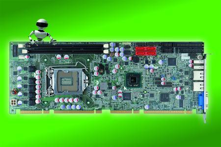 PCIE-H610 Bild CMYK