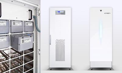 VARTA Storage presents Engion Family at the Intersolar in Munich from 19 - 21 June 2013 on booth B5.180