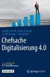 Buchcover Chefsache Digitalisierung 4.0