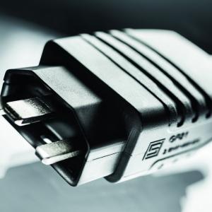 400 VDC Netzstecker nach IEC TS-62735-1 für Systeme bis 2,6 kW