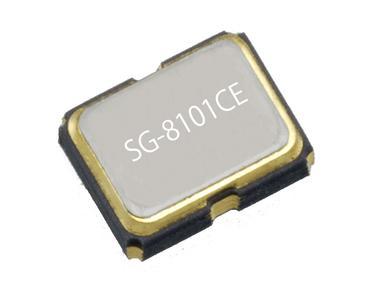 SG-8101 series programmable ocillators