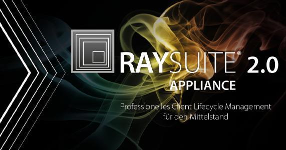 RaySuite Appliance 2.0 DE