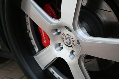 KW Dodge detail
