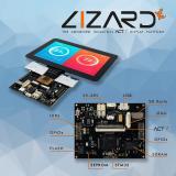 ACT I³ mit Lizard-Board und GUI