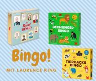 Bingo Spiele von Laurence King