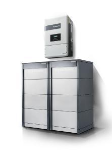 CrystalTower mit 21,3 kWh nutzbarer Kapazität ©Powertrust