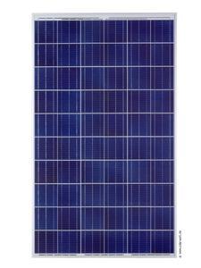 Neues Standardprodukt für Industriedächer: Das Solarmodul SOLARWATT BLUE 60P wiegt lediglich 19 Kilogramm und hält einer Drucklast von bis zu 5.400 Pascal stand / Damit ist es bestens geeignet für den Einsatz auf Flachdächern und industriellen Schrägdächern