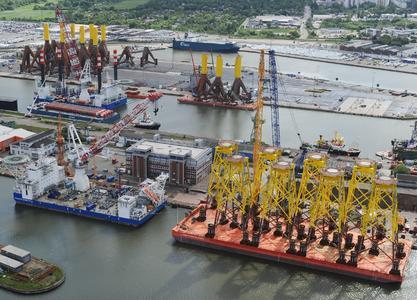 Offshore Terminal BLG