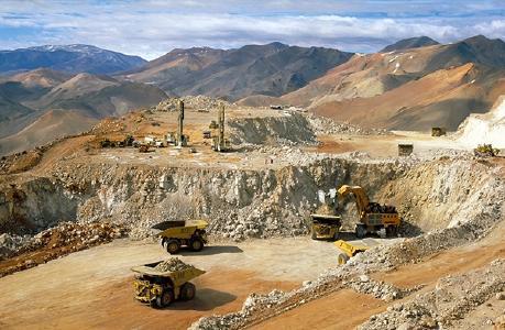 Auf der Veladero-Mine in Argentinien / Foto: Barrick Gold