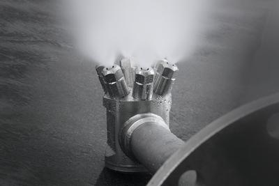 Spray Multiple-Nozzle-Head