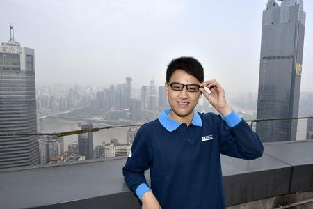 The higher the building, the more important the elevator: Chen Haihui sees excellent opportunities for his career at ThyssenKrupp Elevator
