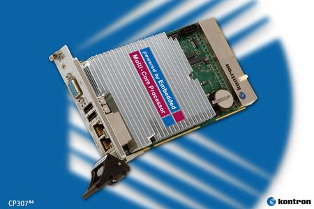 Kontron clients with embedded applications to enjoy the benefits of high-end 64-bit performance