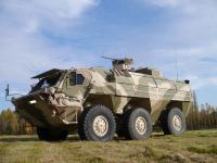 Fit at forty: Rheinmetall's Fuchs/Fox wheeled armoured transport vehicle remains a top performer