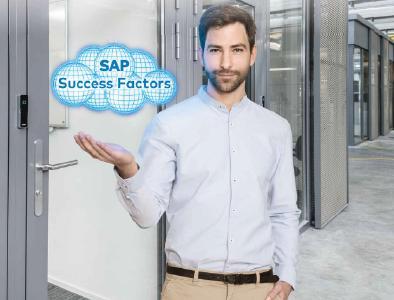 Neue Lösung jay cloud für Zutrittskontrolle und Zeiterfassung für SAP SuccessFactors