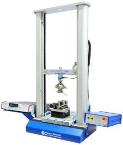 Prüfmaschine für die Prüfung von Verbindungselementen