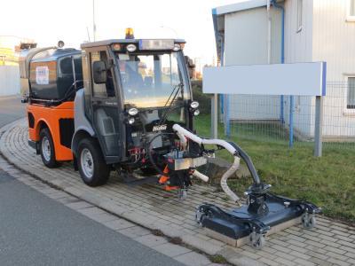 Citymaster 1600 - Wildkrautbeseitigung