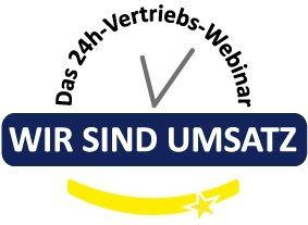 Das 24-Stunden Webinar WIR SIND UMSATZ! 2012 war ein großer Erfolg.