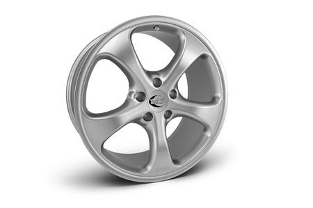 TECHART Wheel Formula silver