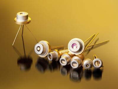 Wide Range of Pulsed Laser Diodes from LASER COMPONENTS