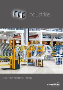 Die Broschüre rcc Industries mit Systemfinder informiert über die spezifischen Eigenschaften und Anwendungsbereiche der Systeme. (Bildquelle: Remmers Fachplanung, Löningen)