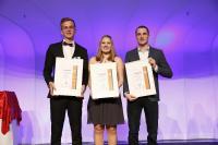 Preisträger / Copyright: Tanja Huber/VerkehrsRundschau