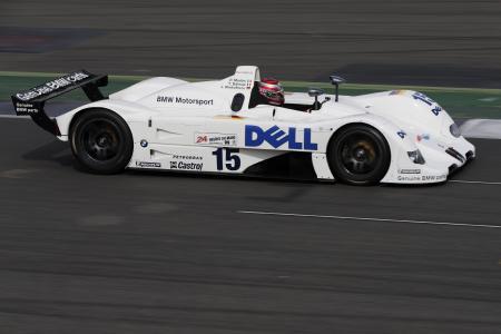 BMW V12 LMR, Jubiläumsevent 40 Jahre Williams, Silverstone