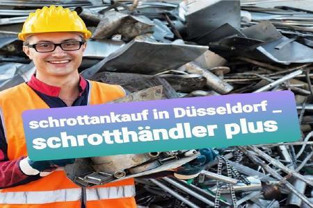 Wir Kaufen Altmetall und Schrott von Ihrem Standort in Düsseldorf damit auch noch Geld zu verdienen sind Schrotthändler Plus, die in ganz Düsseldorf Und Umgebung unterwegs sind. Kontaktieren Sie uns einfach per Telefon oder E-Mail,