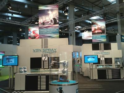 Venjakob Stand C 22/Halle 16