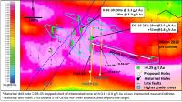 Maple Gold outlines follow-up plans for defining more high-grade mineralisation at the 531 Zone