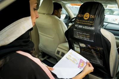 Easy Taxi Empowers Women in Saudi Arabia