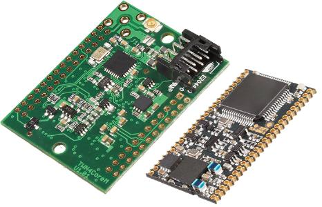TWN4 MultiTech Core & Nano – Integrierbare Multitechnologie HF-, LF- und NFC-Module ohne integrierte Antenne (Bild: Elatec)