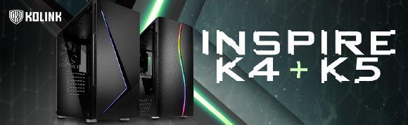 Amazon Kolink InspireK4&K5