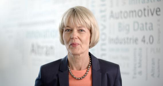 Dr. Ruth Lütticken, Director Tessella Deutschland (Bild: Altran)