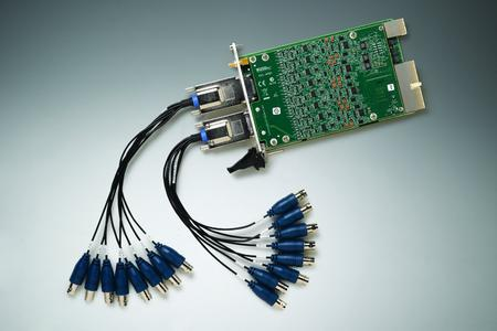 PXI-4498 Sound and Vibration Modules