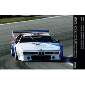 BMW M1 Procar at Zandvoort 1979 Laffite (07/2008)