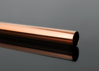 Outokumpu's copper tube with ultra clean outer surface gives significant process advantages